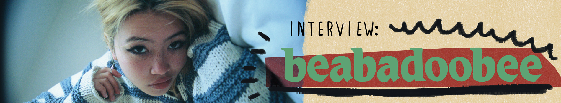 Beabadoobee - Masthead Banner