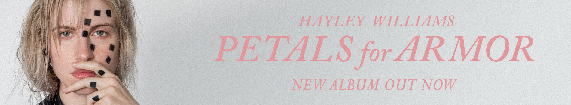 Hayley Williams - Masthead Banner