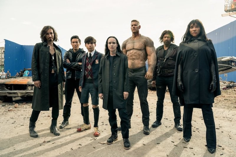 Netflix Renews THE UMBRELLA ACADEMY For A Third Season. #DarkHorseComics