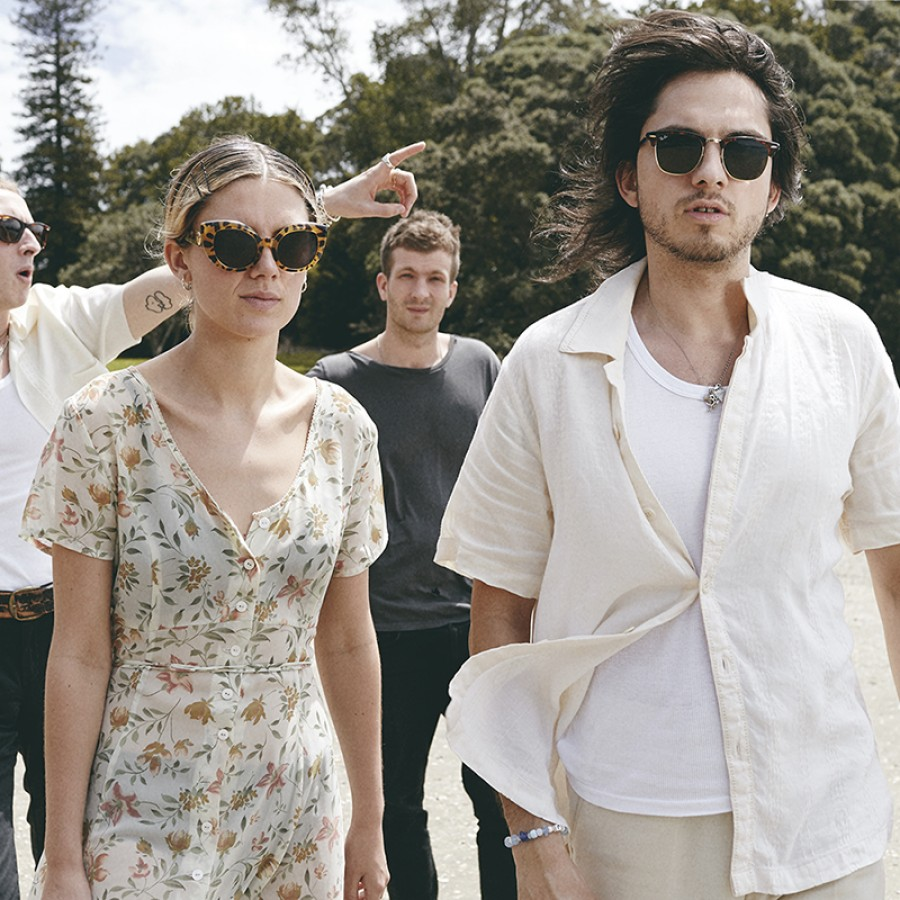 Interview: Believe in Wolf Alice.