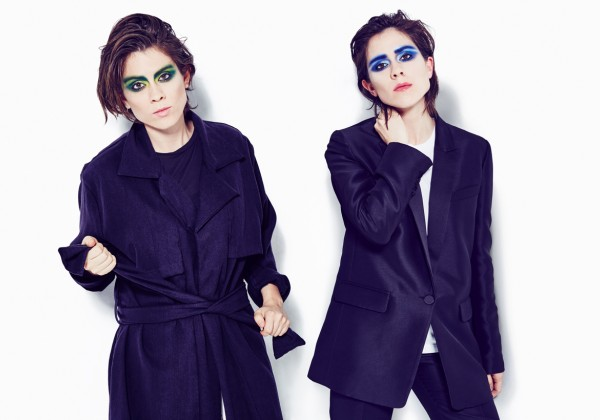 Interview: Tegan and Sara on their new album, 'Love You To Death'.
