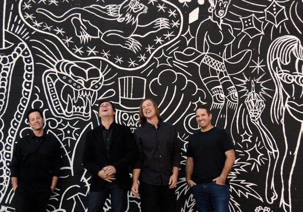 Interview: Jimmy Eat World's Tom Linton on their new album, 'Integrity Blues'.