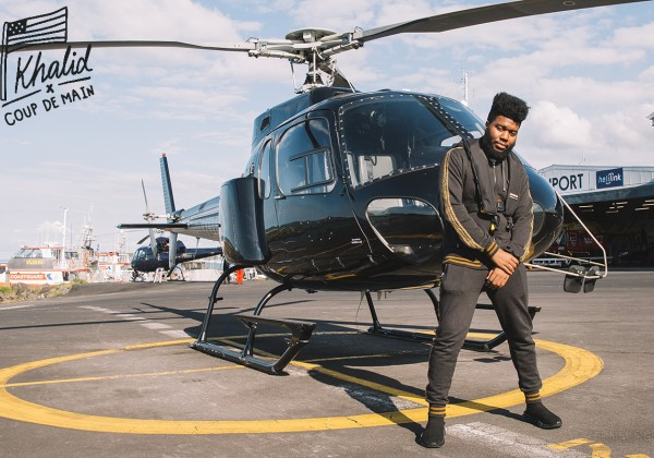 Interview: Khalid, living his American Dream.