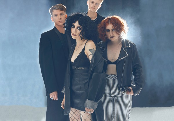 Interview: Pale Waves, a shoulder to cry on.