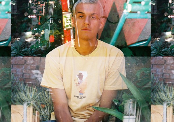 Interview: Omar Apollo on his 'Friends' EP, playing Laneway Festival + more.