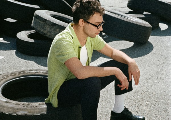 Interview: Bleachers' Jack Antonoff on embracing your sadness.