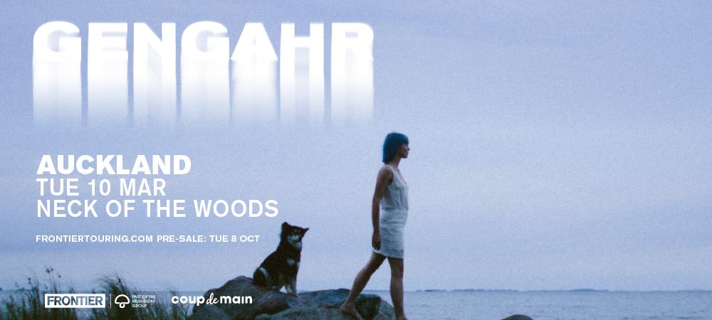 Homepage Banner - Gengahr