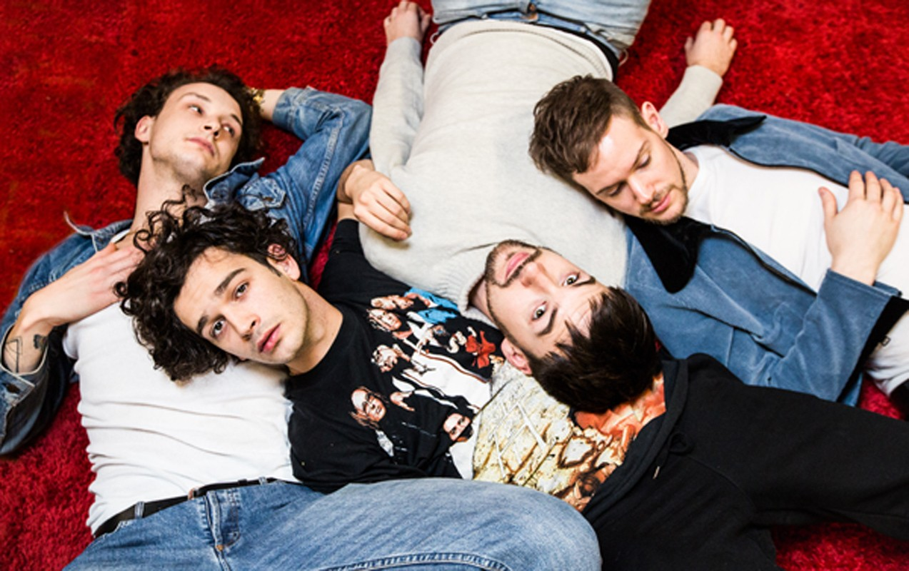 Interview: The 1975's George Daniel on music production, their fans, and The 1975 sound.