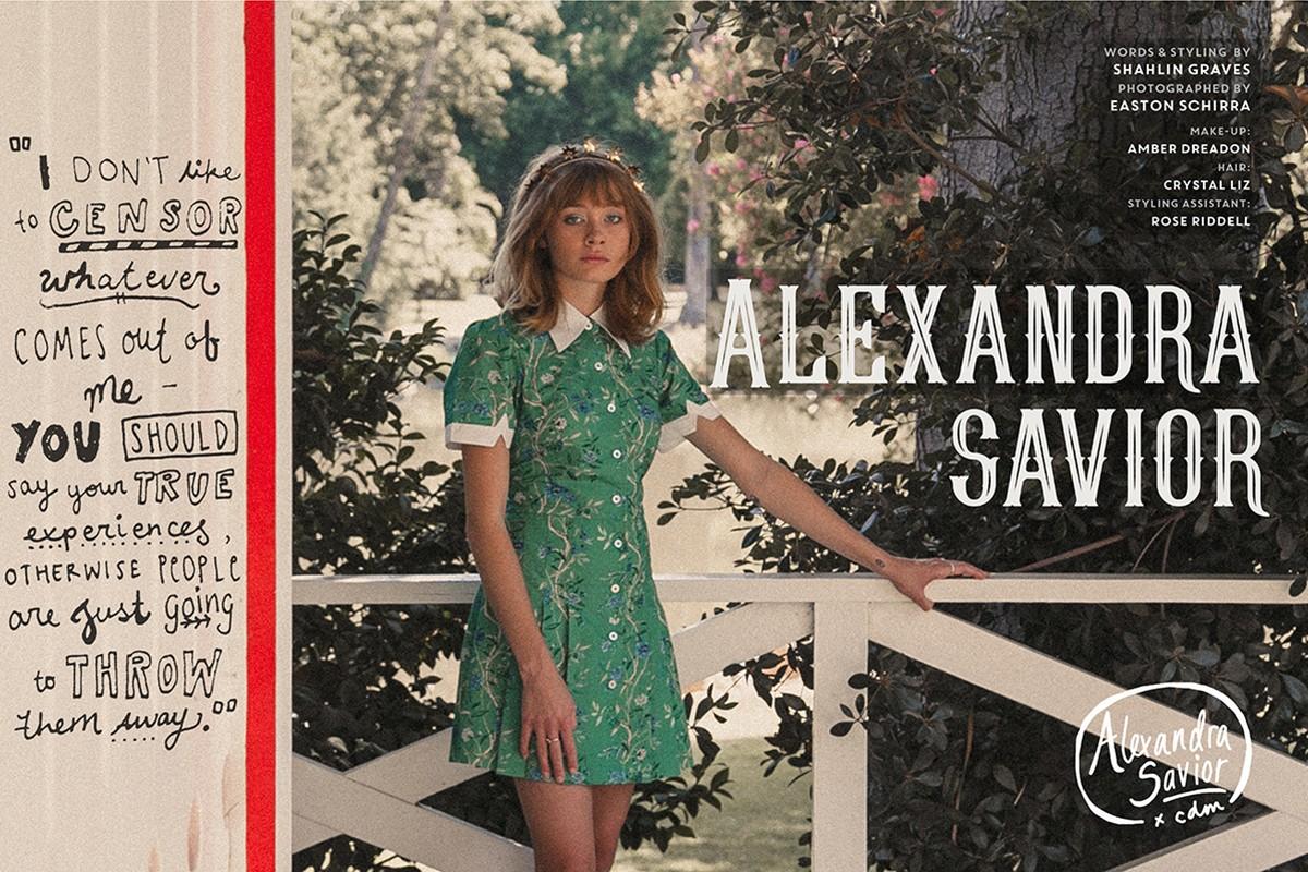 Interview: Alexandra Savior on her upcoming debut album.