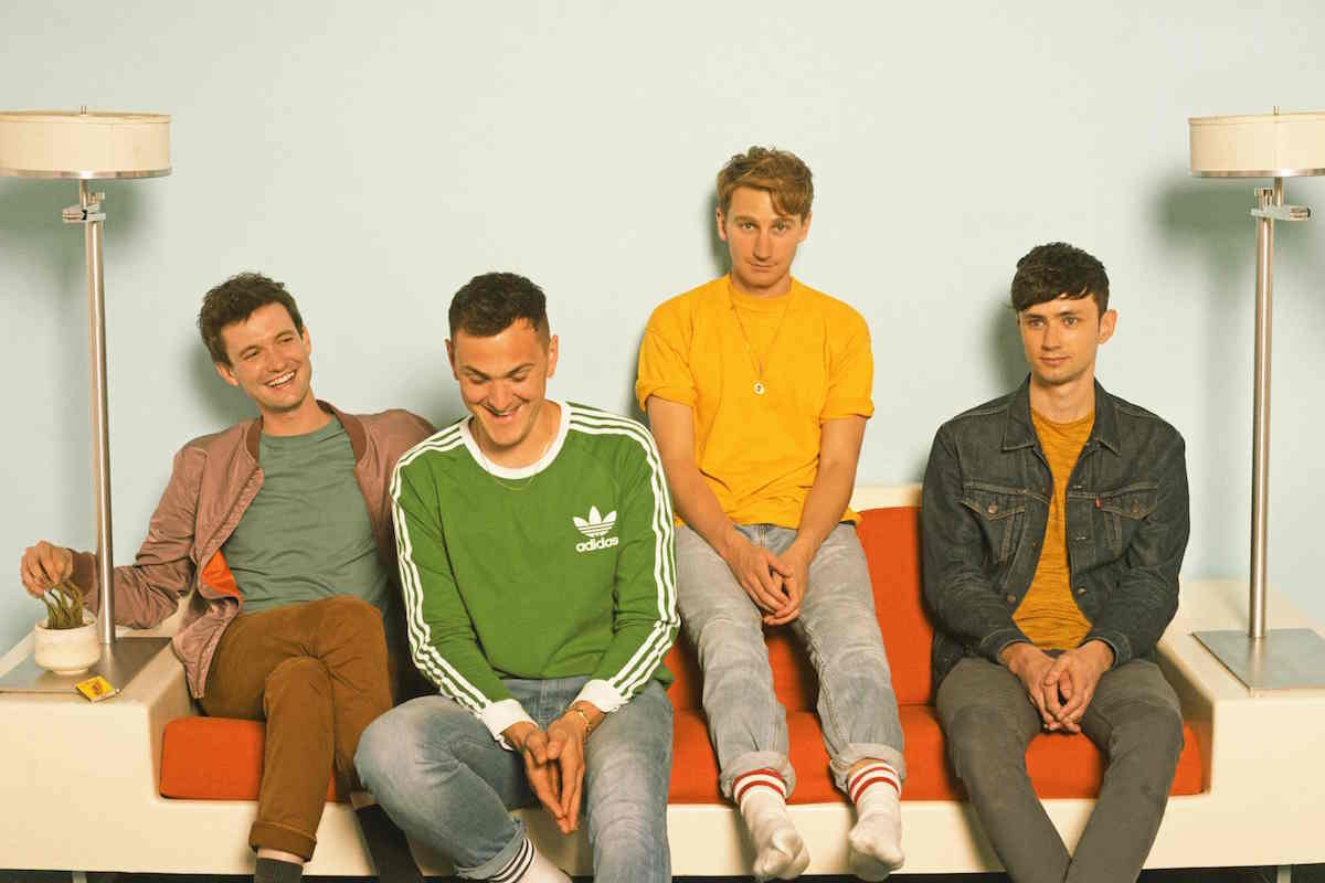 Interview: Glass Animals' Dave Bayley ahead of Laneway Festival 2017.