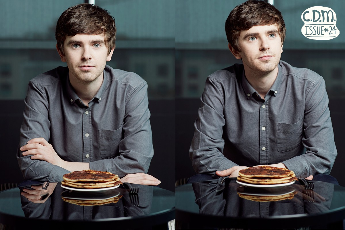 Interview: Freddie Highmore, from 'Bates Motel' to 'The Good Doctor'.