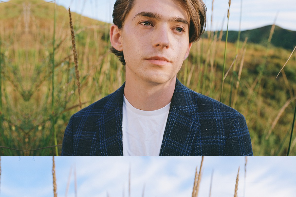 Interview: Austin Abrams on 'Euphoria', the mental trap of social media, and seeking out knowledge.