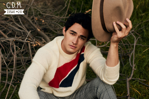 Interview Gavin Leatherwood On The Chilling Adventures