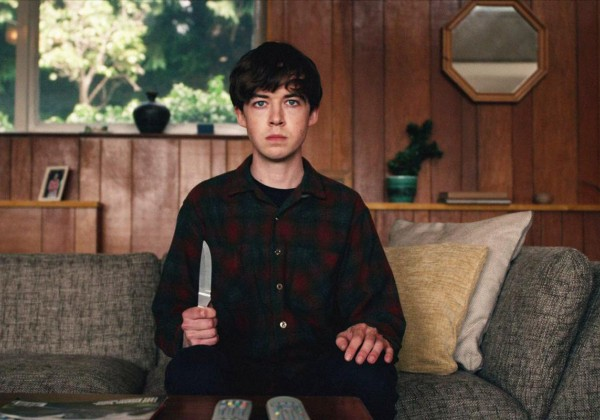 Interview: Alex Lawther on 'The End Of The F***ing World'.