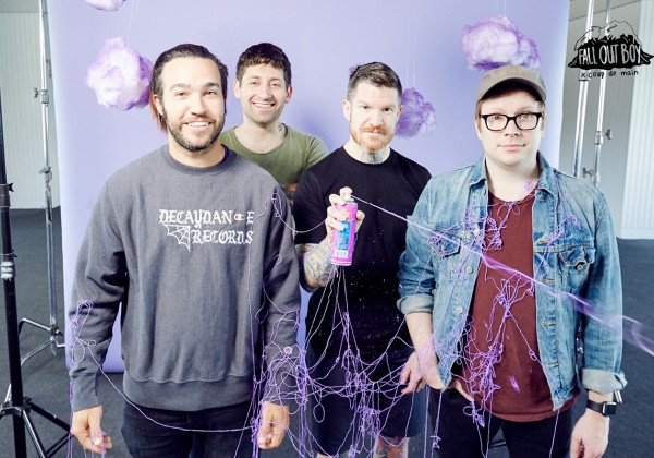 Interview: Fall Out Boy - 17 years of friendship.