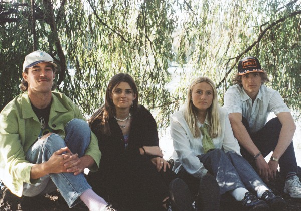 Interview: There's A Tuesday on their new single 'Bus Stop'.